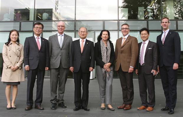 Photo of Deutsch-koreanisches Forschungsvorhaben soll klein- und mittelständische Unternehmen fördern