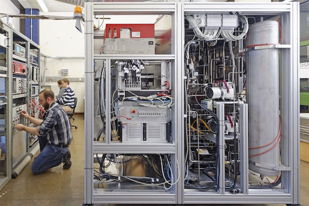 Photo of Physik-Nobelpreis für Messungen an rätselhaften Neutrinos