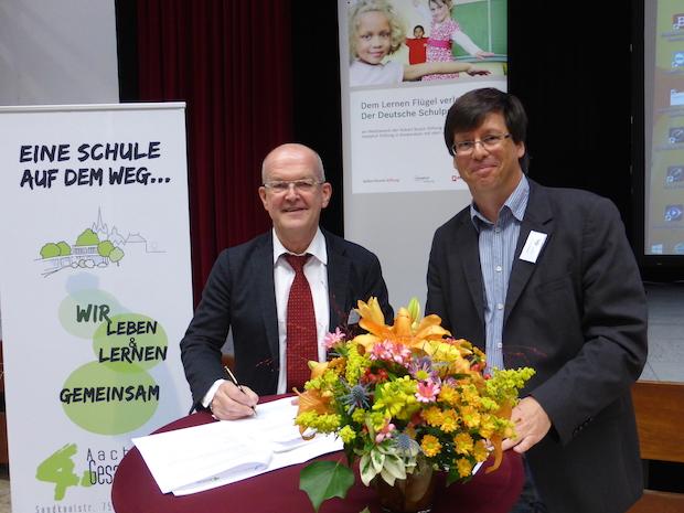 Photo of Austausch zwischen Wissenschaft und Schulpraxis