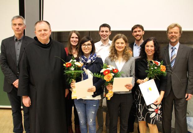 Photo of Förderpreise für fünf Absolventinnen und einen Absolvent der Angewandten Sozial- und Gesundheitswissenschaften