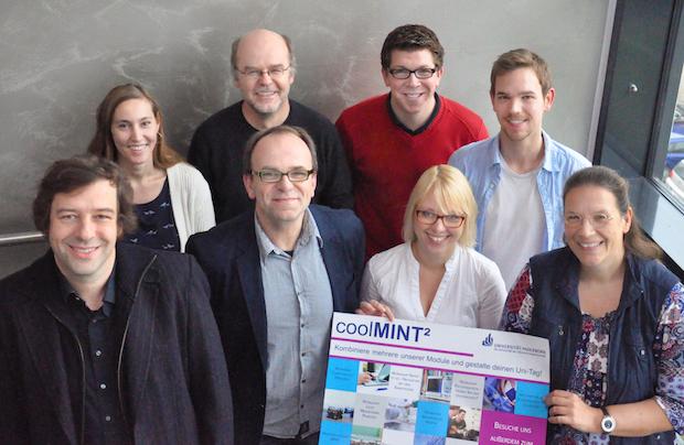 """Photo of Schülerprogramm """"coolMINT²"""" im Schuljahr 2015/16"""