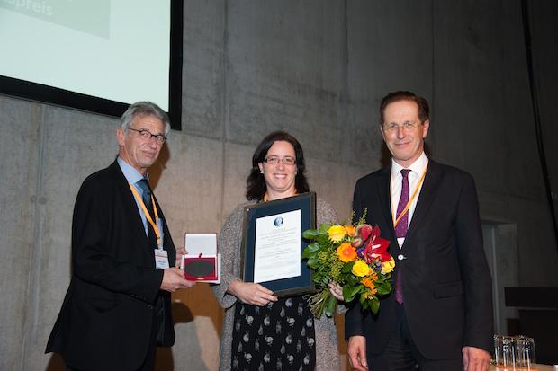 Photo of Forscherin der Universitätsmedizin Mainz erhält Hans-Jörg Weitbrecht Wissenschaftspreis