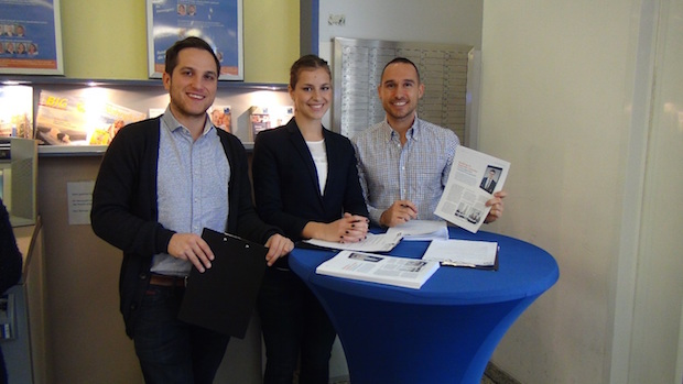 Photo of Forschungskooperation Videobanking an der Hochschule Worms