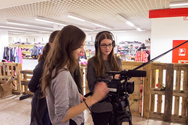 Photo of Studierende produzieren Live-Sendung