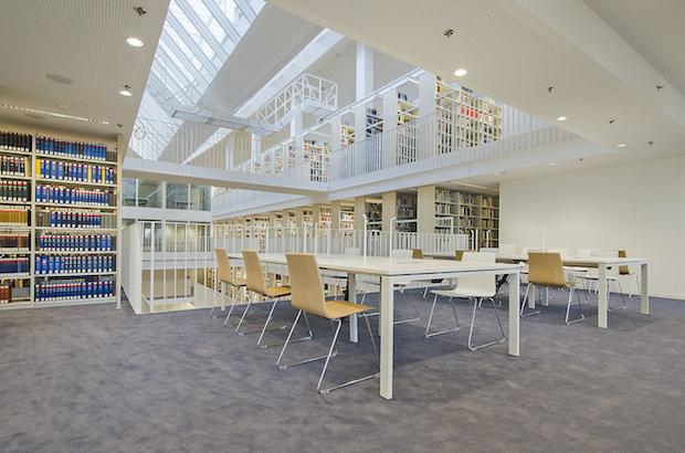 Photo of Neue Bibliothek der Universität Greifswald erwartet ihre Leser