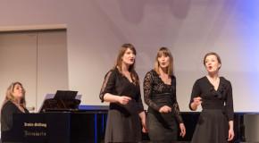 """Vortragsabend der Studierenden Reihe """"Musik in der Universität"""" geht weiter"""