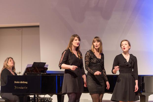 """Photo of Vortragsabend der Studierenden Reihe """"Musik in der Universität"""" geht weiter"""