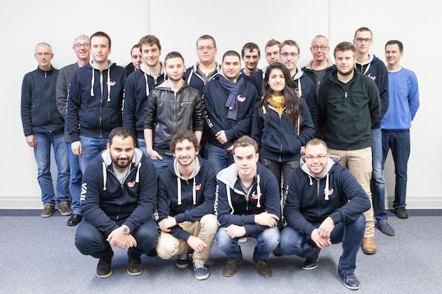 Photo of Maschinenbau-Studierende aus Frankreich besuchen die Hochschule Bremen