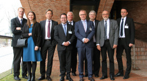 Aktuelle Herausforderungen für die Logistik: Industrie 4.0 TWLogistik an der Hochschule Bremerhaven