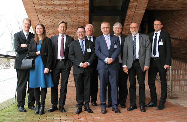 Photo of Aktuelle Herausforderungen für die Logistik: Industrie 4.0 TWLogistik an der Hochschule Bremerhaven
