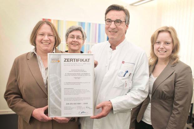 Photo of III. Medizinische Klinik und Poliklinik der Universitätsmedizin Mainz zertifiziert