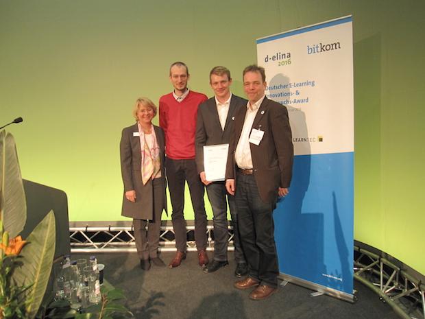 Photo of Zukunftsweisend – E-Learning der Universität Potsdam erneut ausgezeichnet