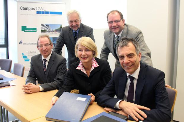 Photo of Staatliche Hochschulen in Ostwestfalen-Lippe intensivieren Zusammenarbeit