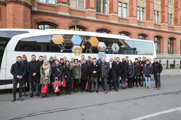 Photo of Berliner Startups auf dem Roadtrip zur E-world Im Gepäck: spannende Geschäftsideen für die Energiewende