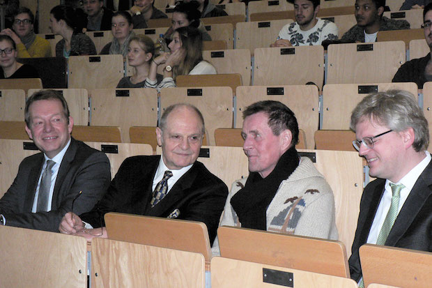 Photo of Festvortrag für Prof. Dr. Bodo Gemper