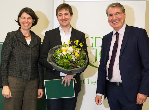 Photo of RWTH-Doktorand erhält den Carl-Roth-Förderpreis