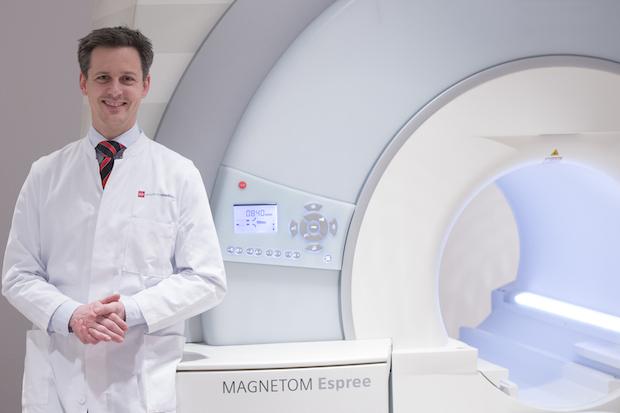 Photo of Klinik und Poliklinik für Neuroradiologie der Universitätsmedizin Mainz unter neuer Leitung