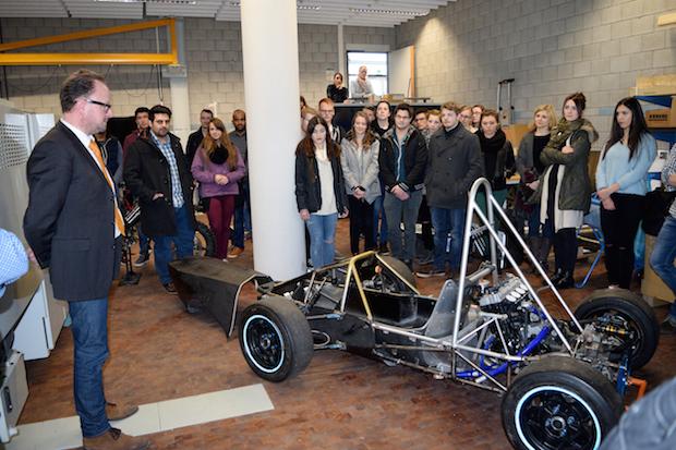 Photo of Formula Student Germany: Rennsportverein an der Hochschule Koblenz gegründet