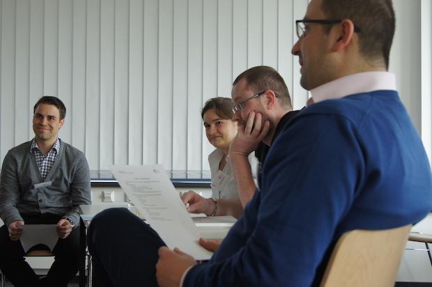 Photo of Assessment Center – früh übt, wer Karriere will