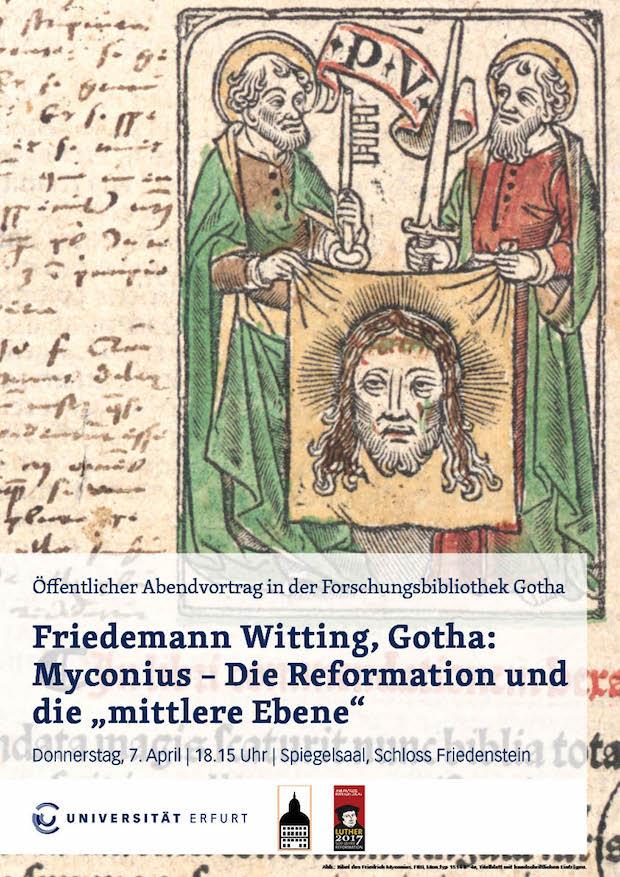 Photo of Forschungsbibliothek Gotha lädt zu Vortrag im Rahmen ihrer aktuellen Ausstellung ein