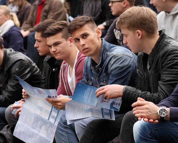 Photo of TU Kaiserslautern lädt zum Studien-Informationstag am 2. Mai 2016 ein