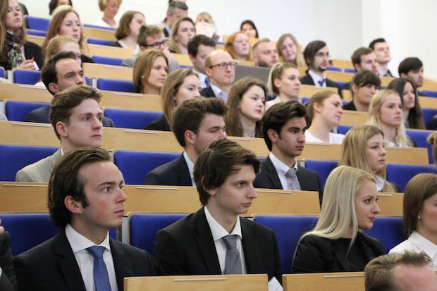 Photo of Fachkonferenz an der International School of Management zur Industrie 4.0