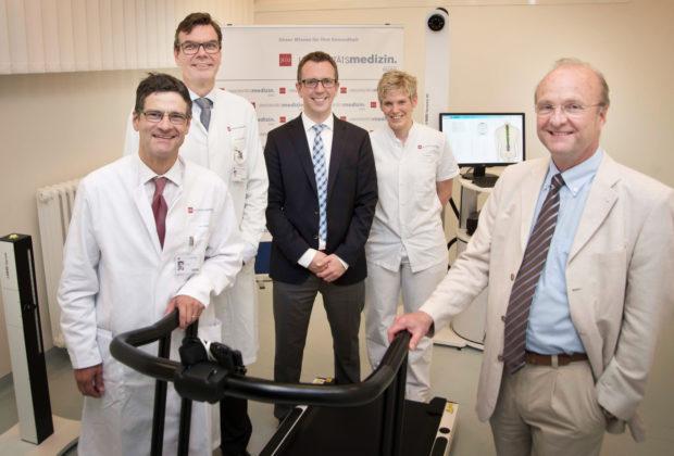 Photo of Universitätsmedizin Mainz verbessert orthopädische Diagnostik