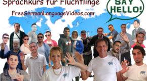 Effektiver Video-Deutschkurs für Flüchtlinge – online und kostenfrei