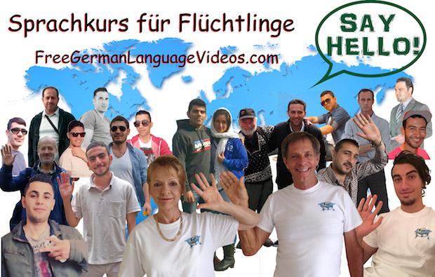Photo of Effektiver Video-Deutschkurs für Flüchtlinge – online und kostenfrei