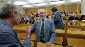 Festkolloquium an der Universität Siegen zum 80. Geburtstag von Prof. Dr. Dietbert Knöfel.