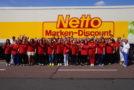 Ausbildungsstart bei Netto Marken-Discount
