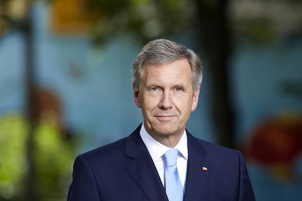 Photo of Bundespräsident a.D. Christian Wulff kommt