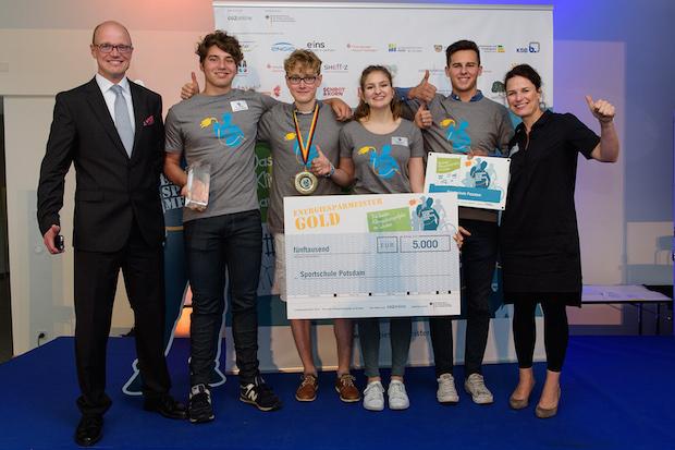 Photo of Schule aus Brandenburg gewinnt bundesweiten Energiesparmeister-Wettbewerb