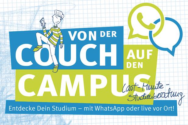 Photo of Von der Couch auf den Campus: FH Erfurt an Last-Minute-Studienberatung beteiligt