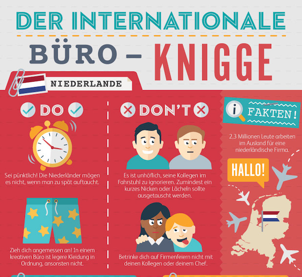 Photo of Keine Fauxpas im Ausland: Internationaler Büro-Knigge erschienen