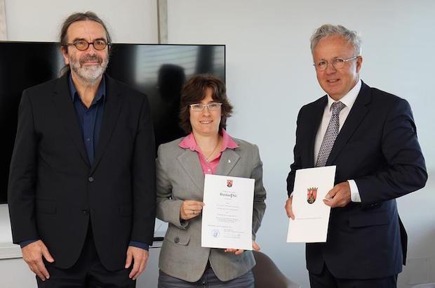 Photo of TU Kaiserslautern ernennt 100. Juniorprofessorin