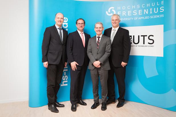 Photo of Hochschule Fresenius besiegelt neue Kooperation mit University of Technology Sydney