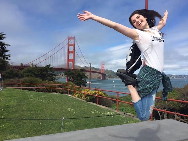 """Die USA mit ihren vielen Sehenswürdigkeiten, wie hier die Golden Gate Bridge in San Francisco, ist nach wie vor das beliebteste Land für einen Schüleraustausch - Quelle: """"obs/Experiment e.V."""""""