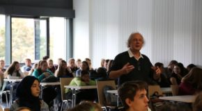 Informatik – ein Studium für mich? Fachbereich Informatik informiert im Rahmen des Bewerbercamp der Pfrimmtal Realschule Plus