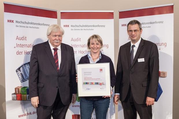 Photo of Jade Hochschule erhält Audit-Zertifikat zur Internationalisierung