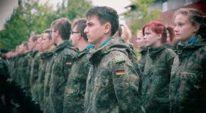 """Bundeswehr startet Youtube-Serie """"Die Rekruten"""""""