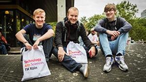 Photo of Erstmals mehr als 25.000 Studierende an der TH Köln