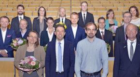 Universitätsmedizin Mainz zeichnet wissenschaftliche Spitzenleistungen aus