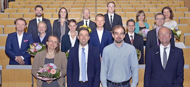 Photo of Universitätsmedizin Mainz zeichnet wissenschaftliche Spitzenleistungen aus