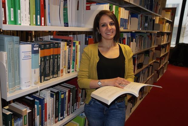 Photo of Besondere Auszeichnung für syrische Studentin