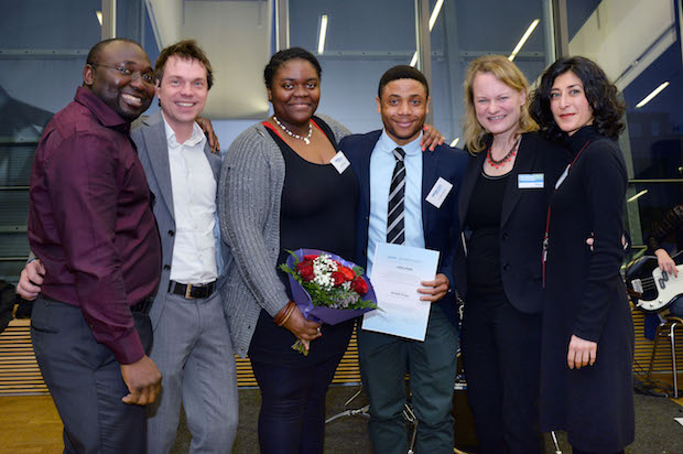 Photo of DAAD-Preis für RWTH-Studentin aus Kamerun