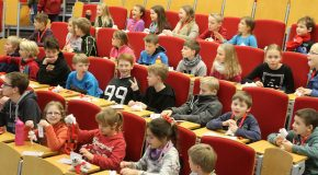 Kinderhochschule zeigt Umweltbewusstsein