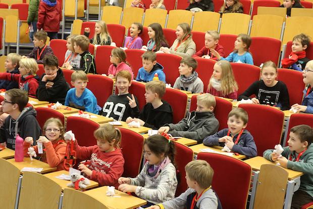 Photo of Kinderhochschule zeigt Umweltbewusstsein