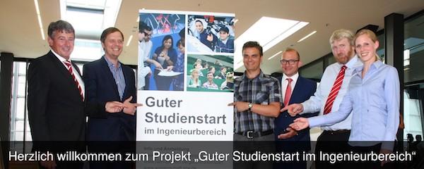 Photo of Guter Studienstart im Ingenieurbereich 2017