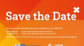 Dualer Studiengang Betriebswirtschaft B.A. zur Sicherung des Wirtschaftsstandorts Bremen
